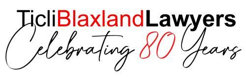 TicliBlaxland Lawyers Logo